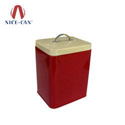 天地盖铁盒|曲奇饼干盒|手提铁罐 NC3000-002