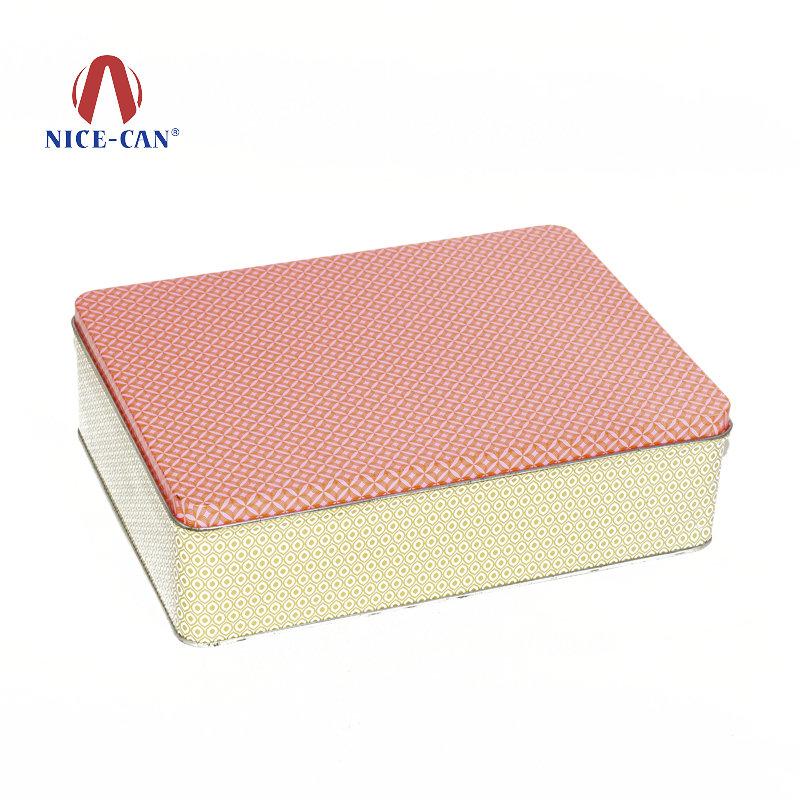 面膜铁盒供应|面膜铁盒生产厂家 NC2833