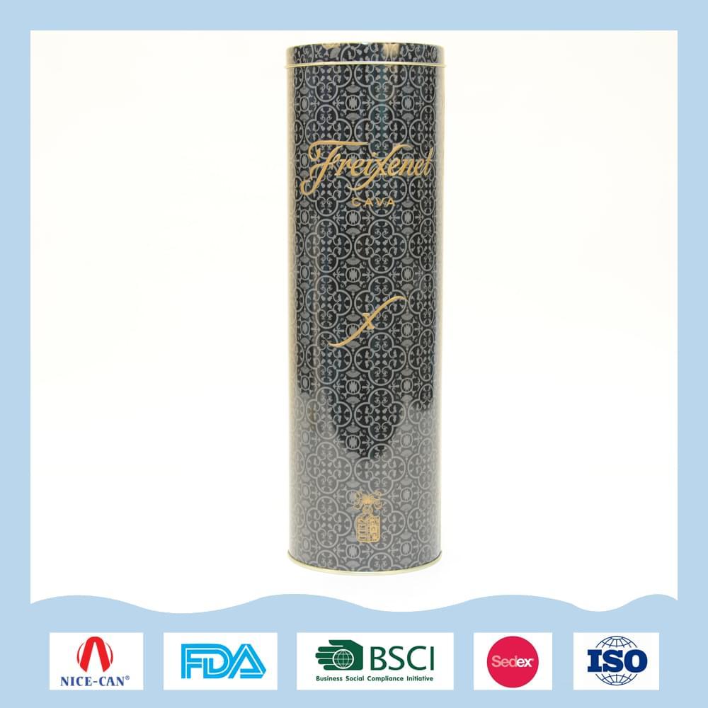 菲斯奈特葡萄酒罐|高档酒类包装铁罐 NC2632D