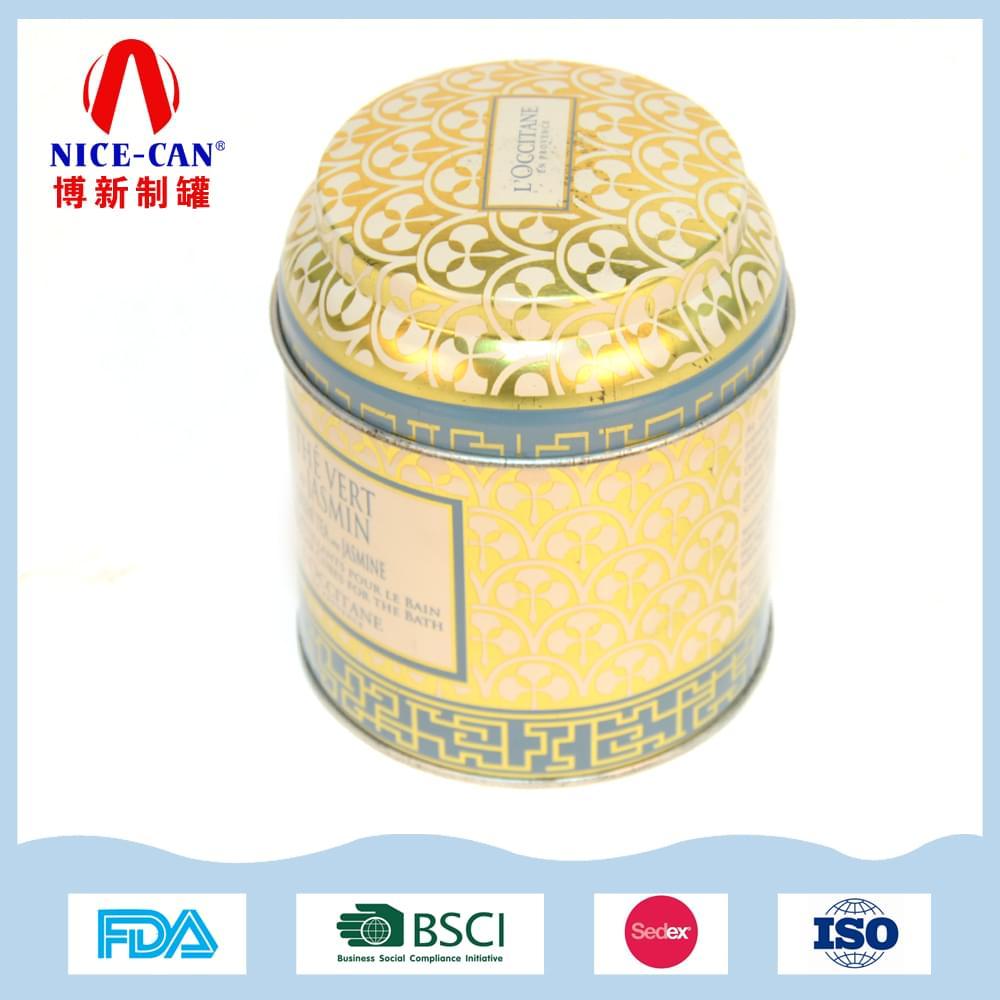 特色茶叶铁盒|马口铁罐定做 NC2907-001