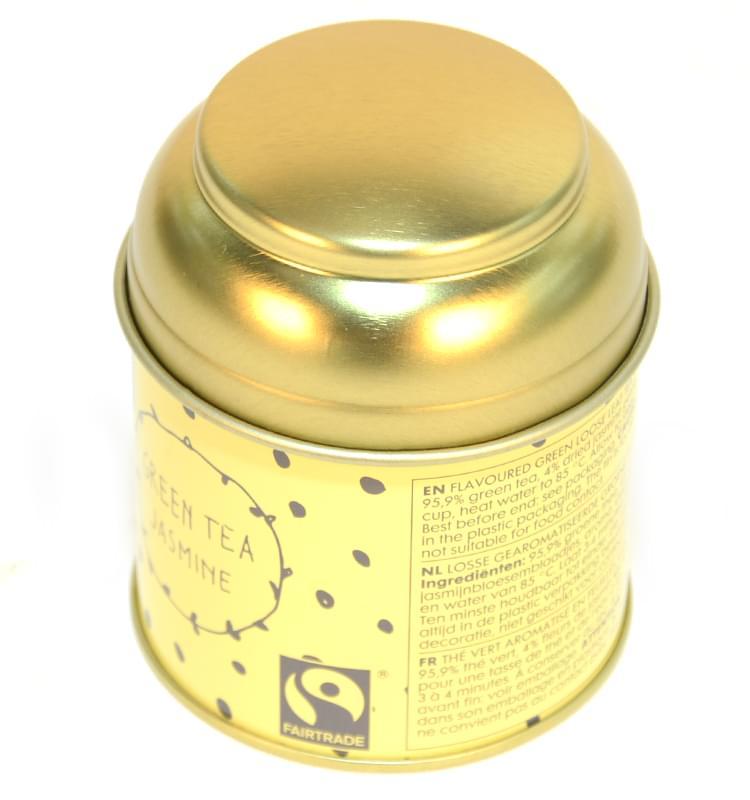 圆形马口铁茶叶罐  铁盒 厂家定制茶叶罐 NC2934-024