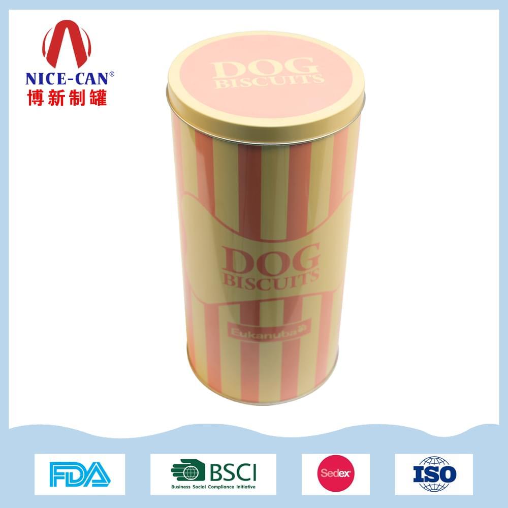 猫狗粮铁盒包装|宠物食品铁罐 NC2641H-001