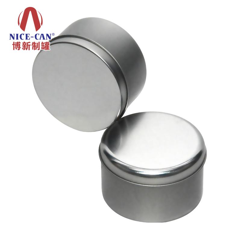 圆形白铁铁盒|无印刷铁罐 NC2945A