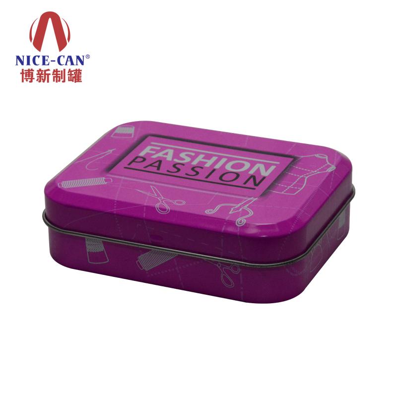 时尚包装铁盒|茶叶铁盒|糖果饼干铁罐|通用马口铁盒 NC3113