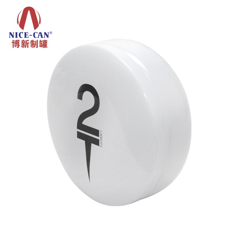 圆形小铁盒|化妆品包装盒|唇膏铁罐   NC3153