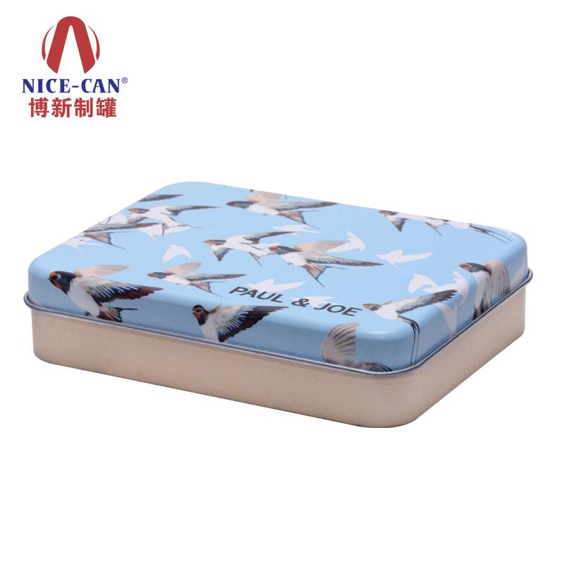 长方形铁盒|礼品包装铁罐|通用马口铁盒  NC3211