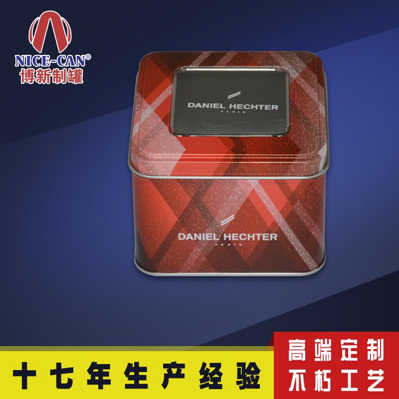 儿童手表包装铁盒|马口铁手表盒|收纳铁盒 NC2552I-014