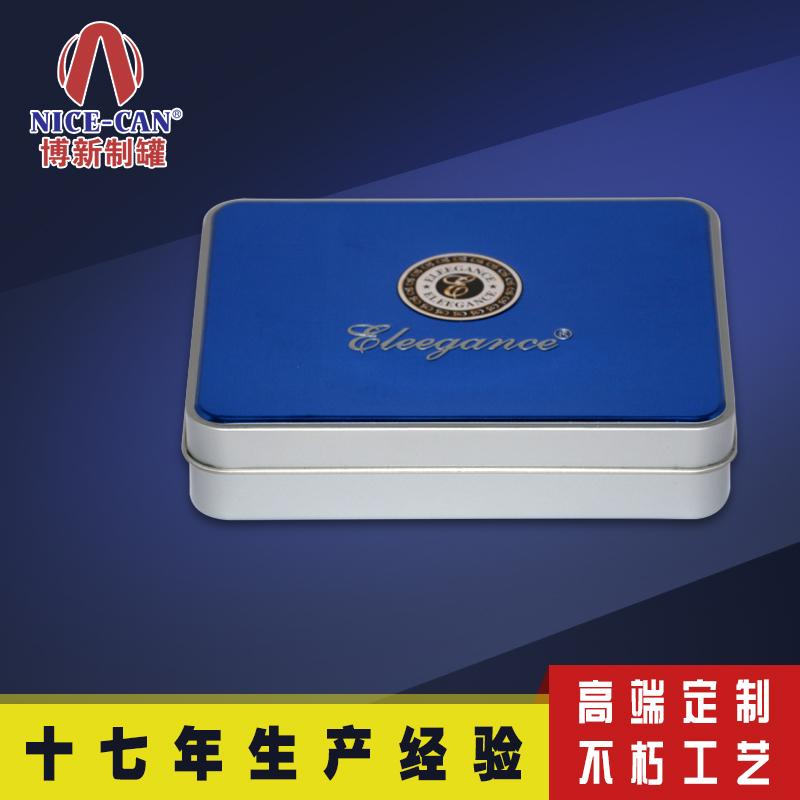 马口铁金属药盒|保健食品铁盒定制 NC3005-003