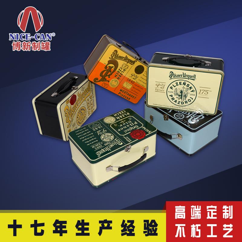 手提铁盒|首饰包装铁盒|收纳铁盒 NC3111