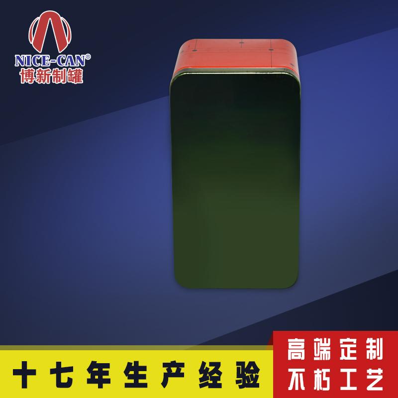 方形食品铁盒|高丽参铁盒|通用茶叶铁盒定制 NC3213CQ