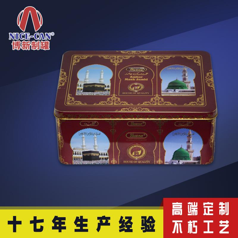 大号马口铁礼品盒|大号马口铁喜糖盒|铁盒饼干盒 NC3157-002