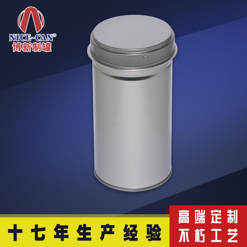 圆形马口铁罐|通用食品铁罐定制 NC3251