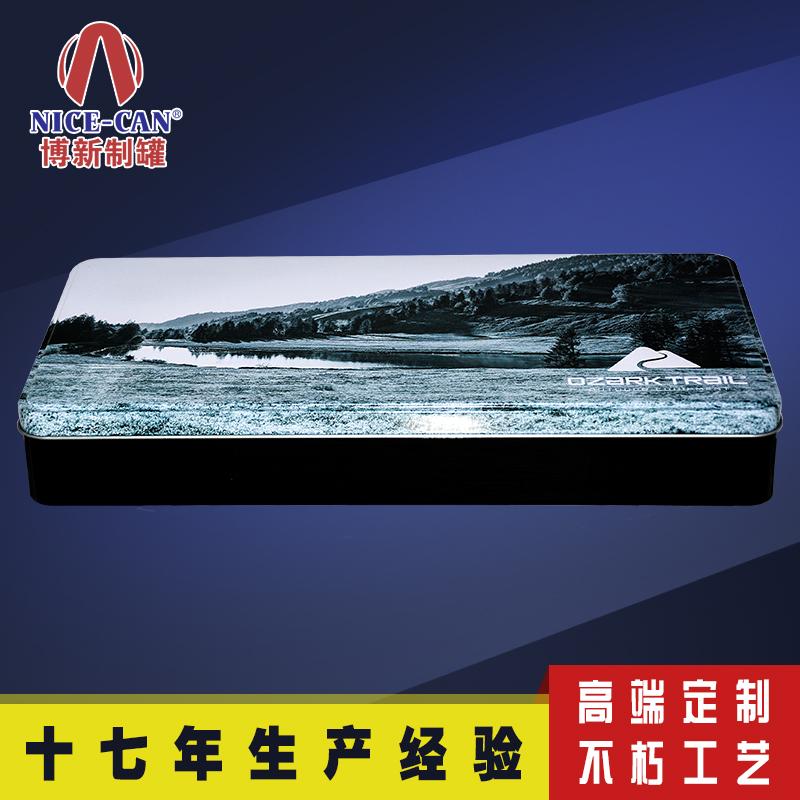 汽车钥匙包铁盒|泡脚片铁盒|长方形马口铁盒定制 NC3167A-001
