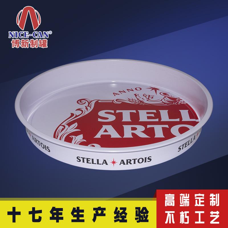 铁盒烟灰缸|金属碟子|马口铁铁盆包装 NC2828-029