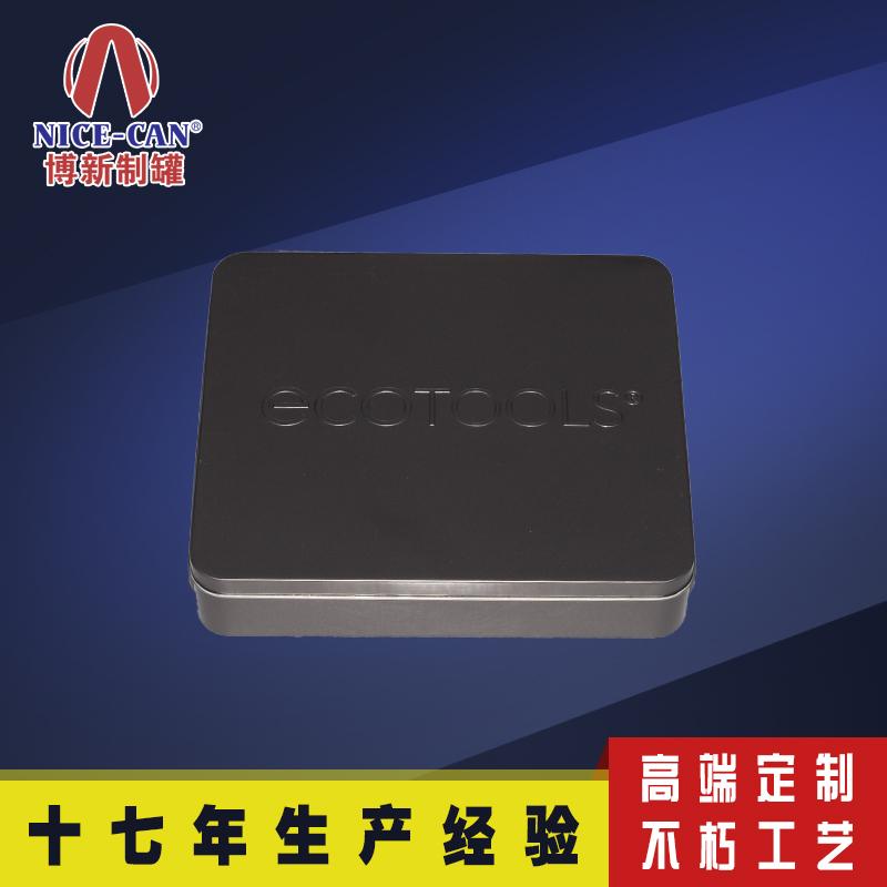 正方形铁盒|月饼铁盒包装|马口铁月饼盒 NC3224-003
