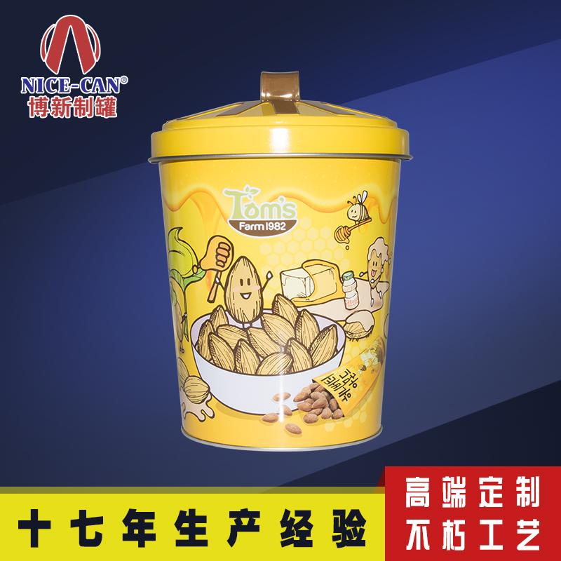 坚果铁罐|果仁铁罐|食品金属包装罐 90031300-002