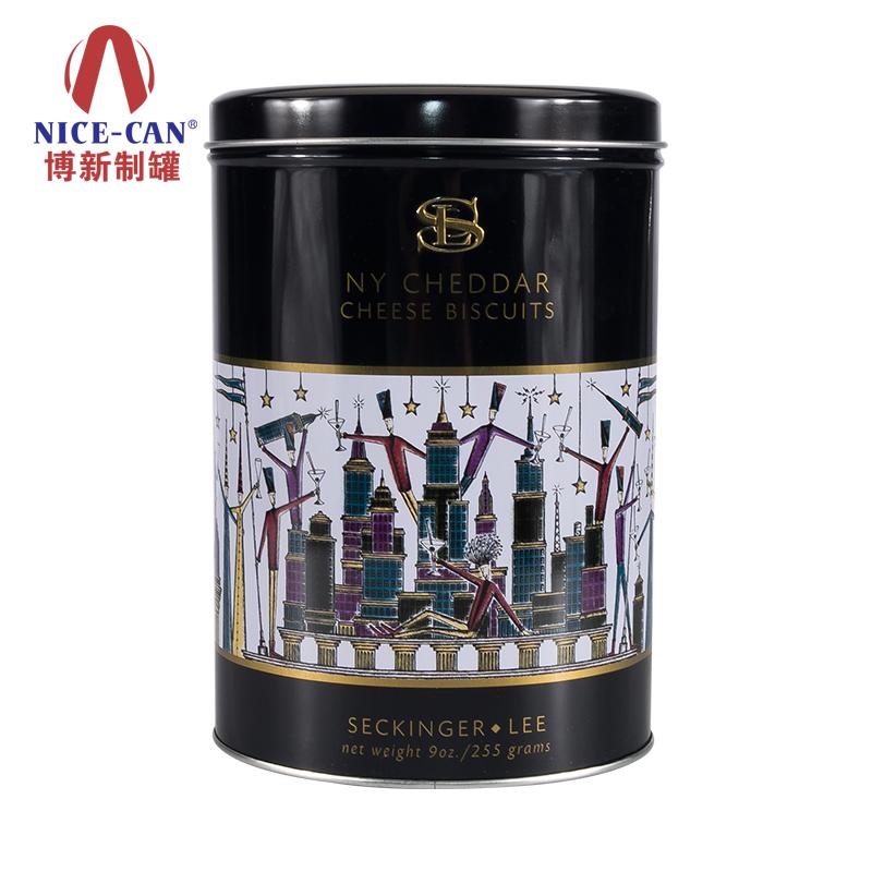椭圆马口铁盒|咖啡铁盒|糖果铁罐 NC2418-003