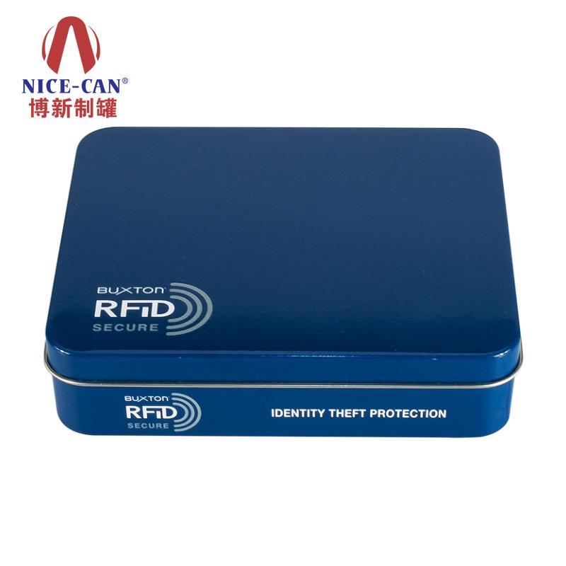 电子元件铁盒|RFID射频识别材料包装铁盒|马口铁盒 NC3254