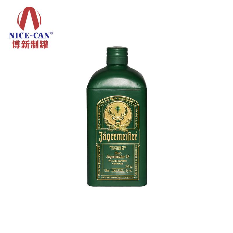 酒包装铁罐|马口铁酒罐|定制酒包装铁盒 NC2518-009