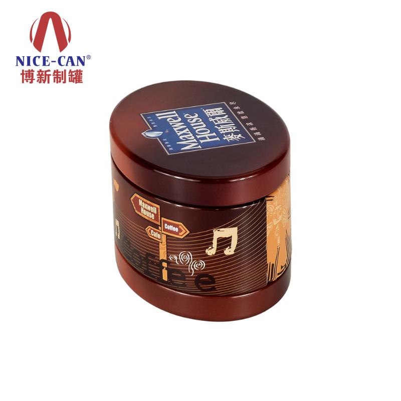咖啡铁盒|马口铁盒|咖啡豆包装铁罐|三片罐铁盒 NC2655A