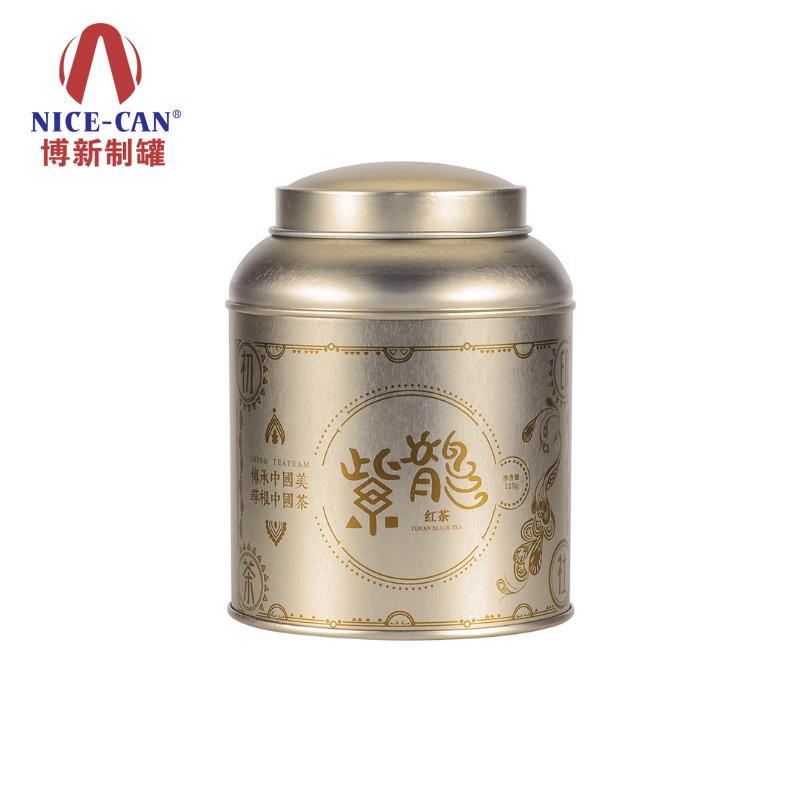 马口铁茶叶罐|茶叶铁盒|茶叶铁罐包装|红茶包装铁盒 NC2933-041