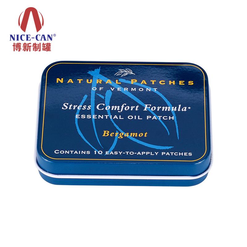 化妆品铁盒|保健品马口铁盒|铁盒包装 NC3131-010