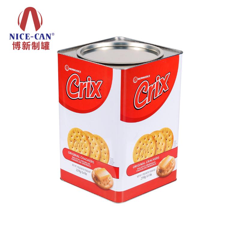 曲奇饼铁罐|食品包装铁盒|铁罐生产厂家|包装定制 NC3259-001