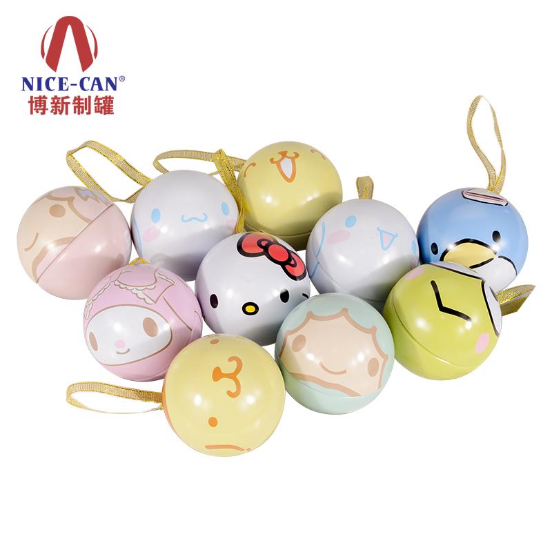 铁球包装|礼品包装铁球|马口铁球罐|玩具铁罐|铁球 NC2740-053