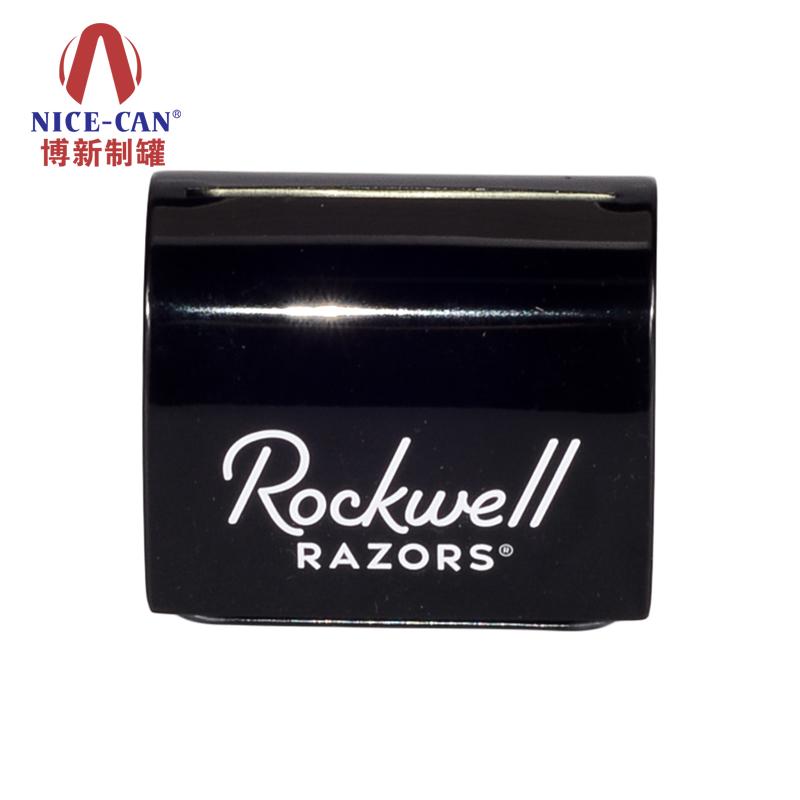 剃须刀铁盒包装|名片铁盒包装|异形马口铁盒 NC3006-039