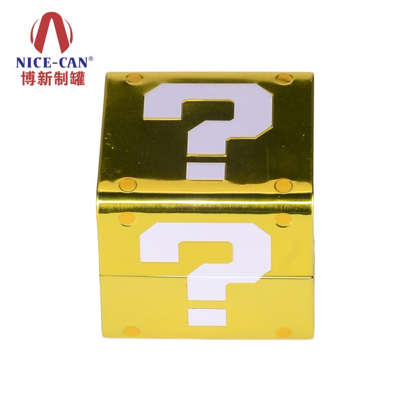手表铁盒包装|马口铁表盒|手表铁罐 NC3154-006