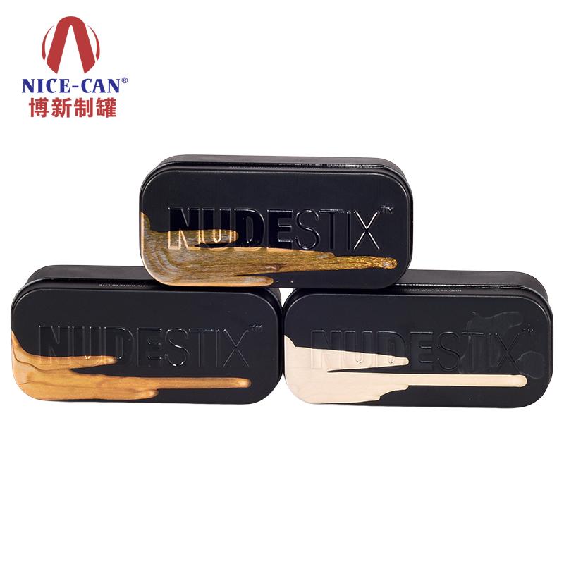 化妆刷铁盒|化妆品铁盒定制|彩妆铁盒 NC3210