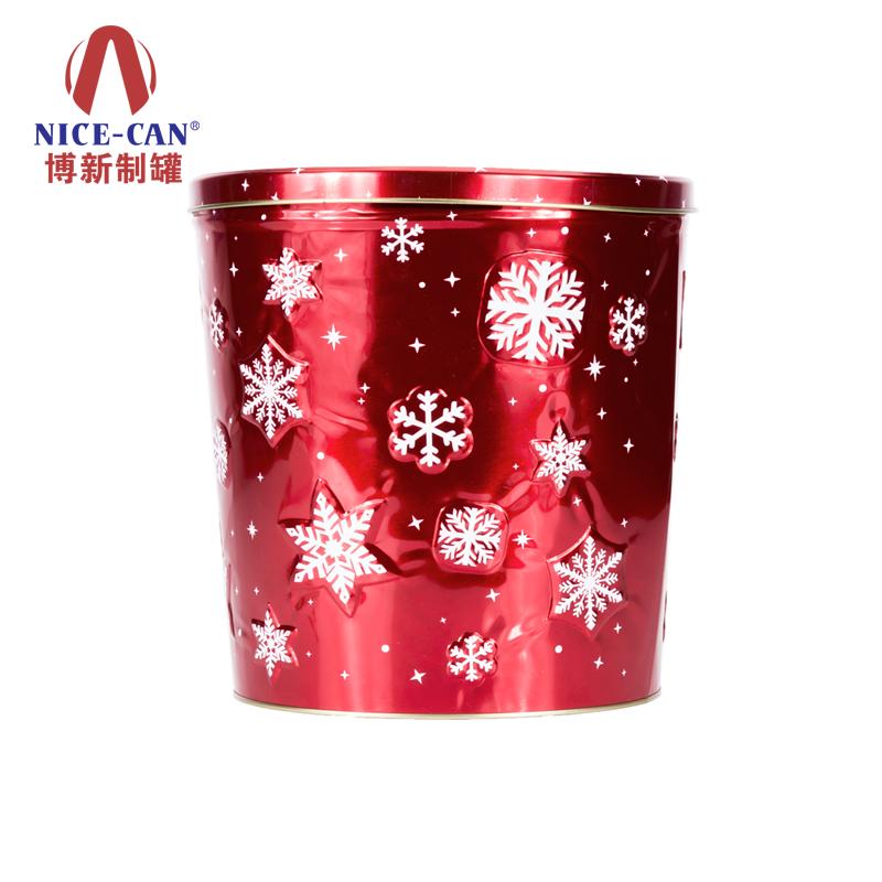 爆米花桶|马口铁冰桶|红酒冰桶 NC3605