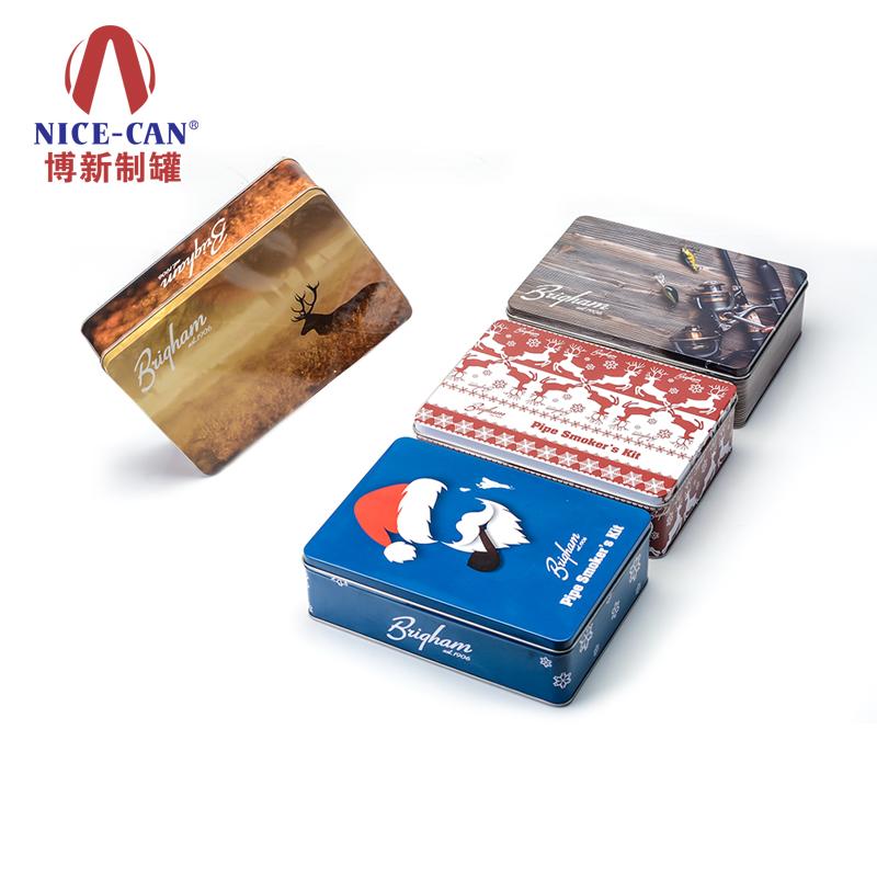 方形食品铁盒|金属糖果盒|马口铁饼干盒 NC2833