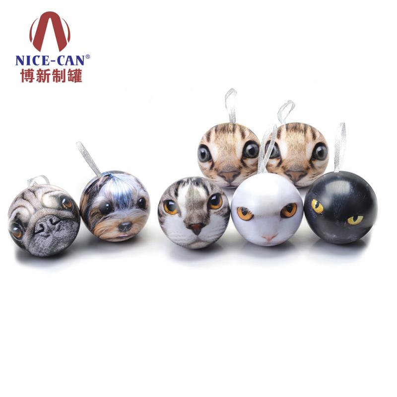 球形罐|玩具球罐|球形礼品罐 NC2932-014