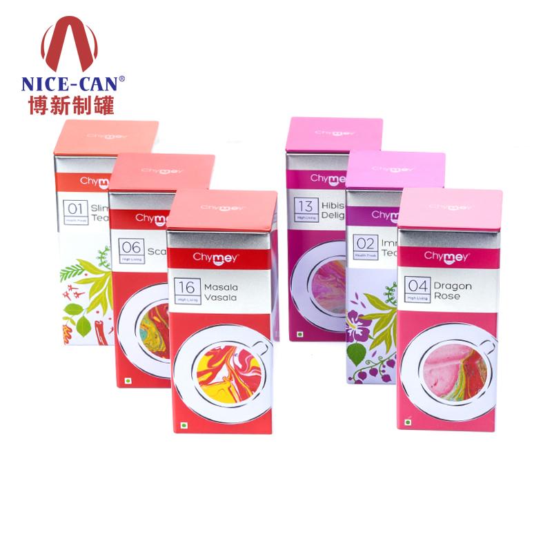 酵素铁盒包装|固体饮料马口铁包装 NC3069A