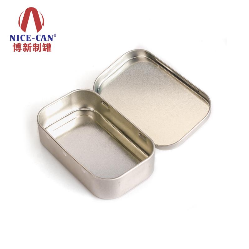 指甲钳套装铁盒|方形收纳铁盒 NC2845-14