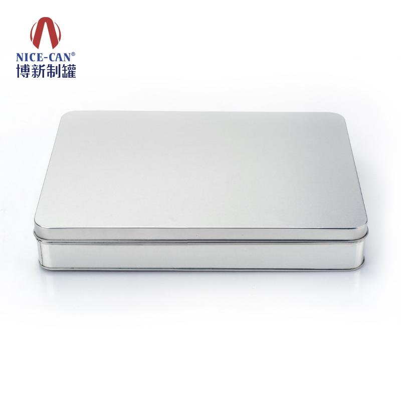 马口铁收纳铁盒|化妆品包装铁盒|长方形铁盒 NC2709D