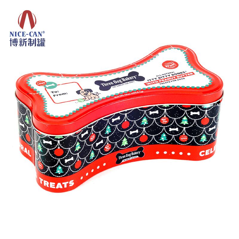 异形铁盒|饼干铁盒包装|食品马口铁盒 NC2766-003
