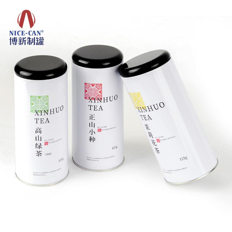 茶叶铁罐|马口铁茶叶罐|圆形茶叶罐 NC2849D