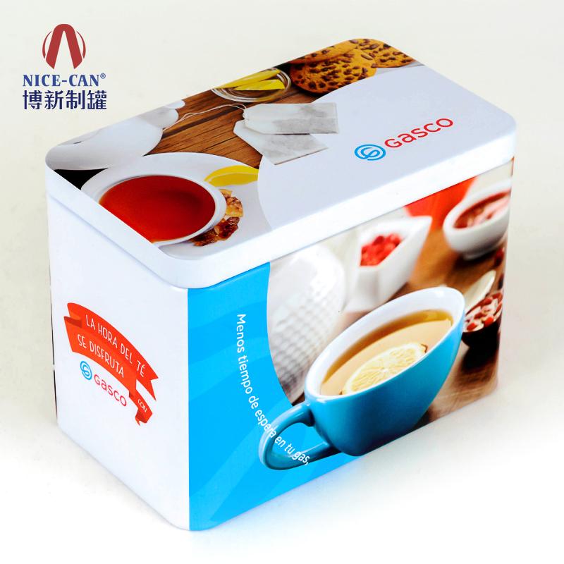 饼干包装盒|长方形铁盒包装|干果铁盒包装 NC2937H94-001