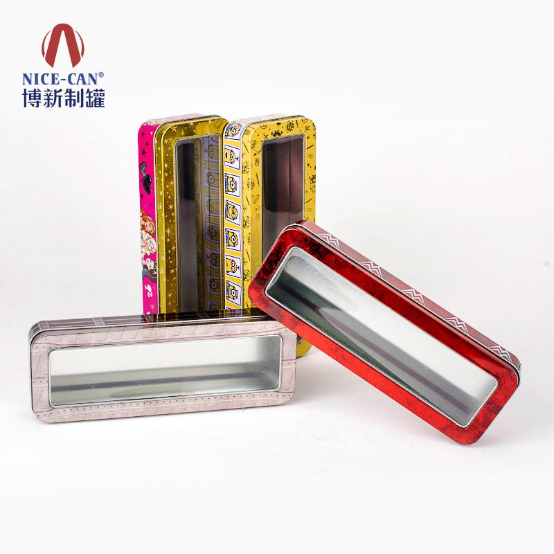 长方形铁盒文具盒|马口铁文具盒定制|铁皮文具 NC3300