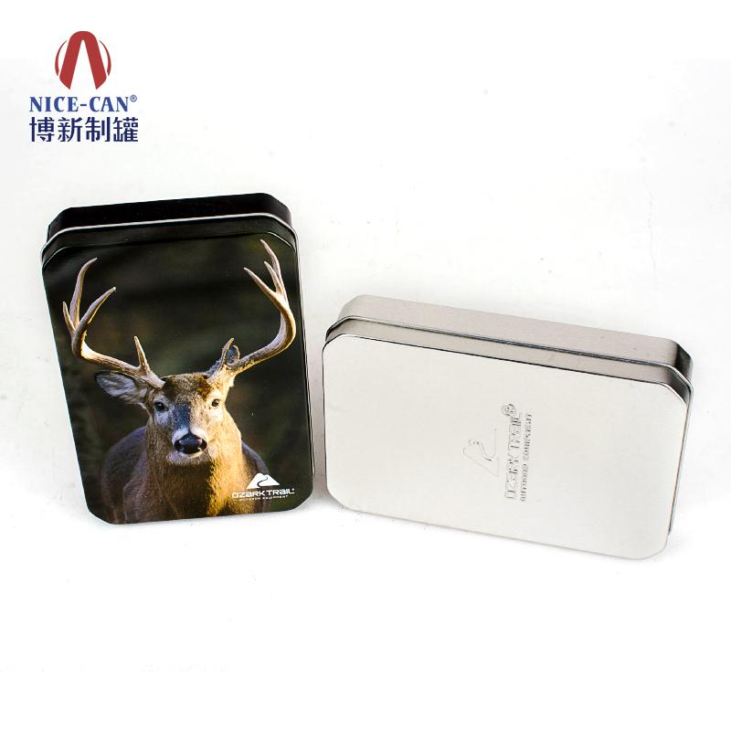 化妆品铁盒|马口铁化妆盒|长方形铁盒包装 NC3304
