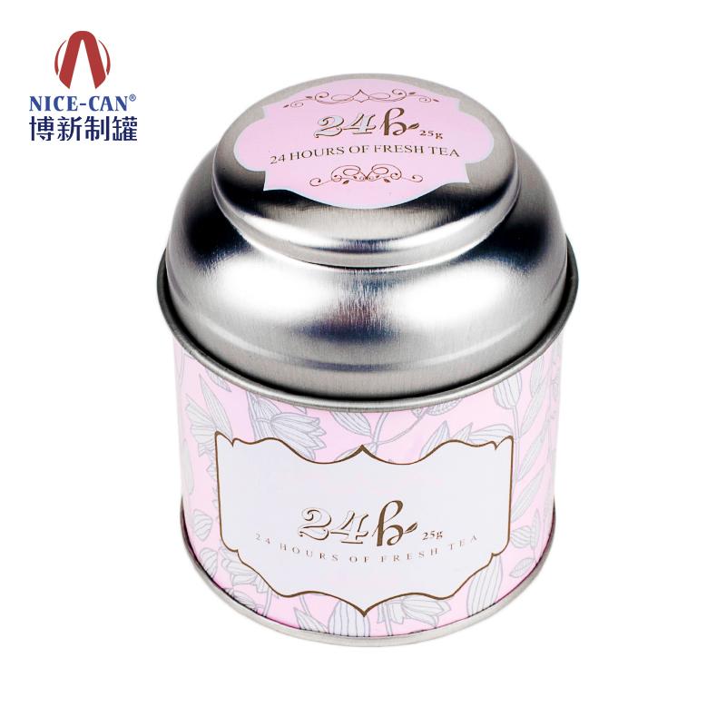 马口铁茶叶罐|圆形茶叶罐|铁茶叶罐|金属茶叶罐 NC2934