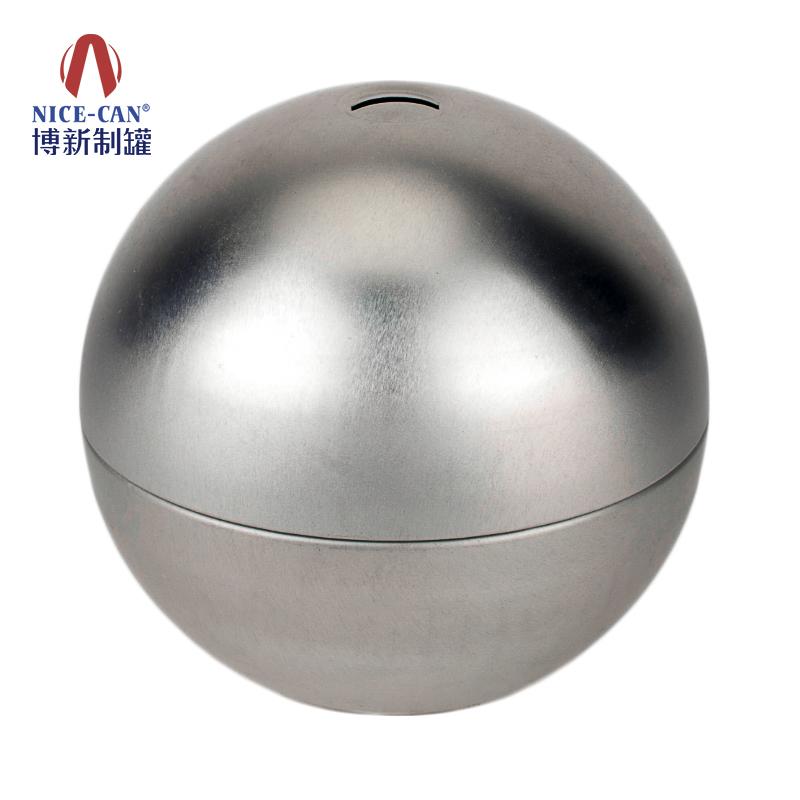 球形礼品罐|球罐|球形糖果罐|马口铁球罐 NC3247