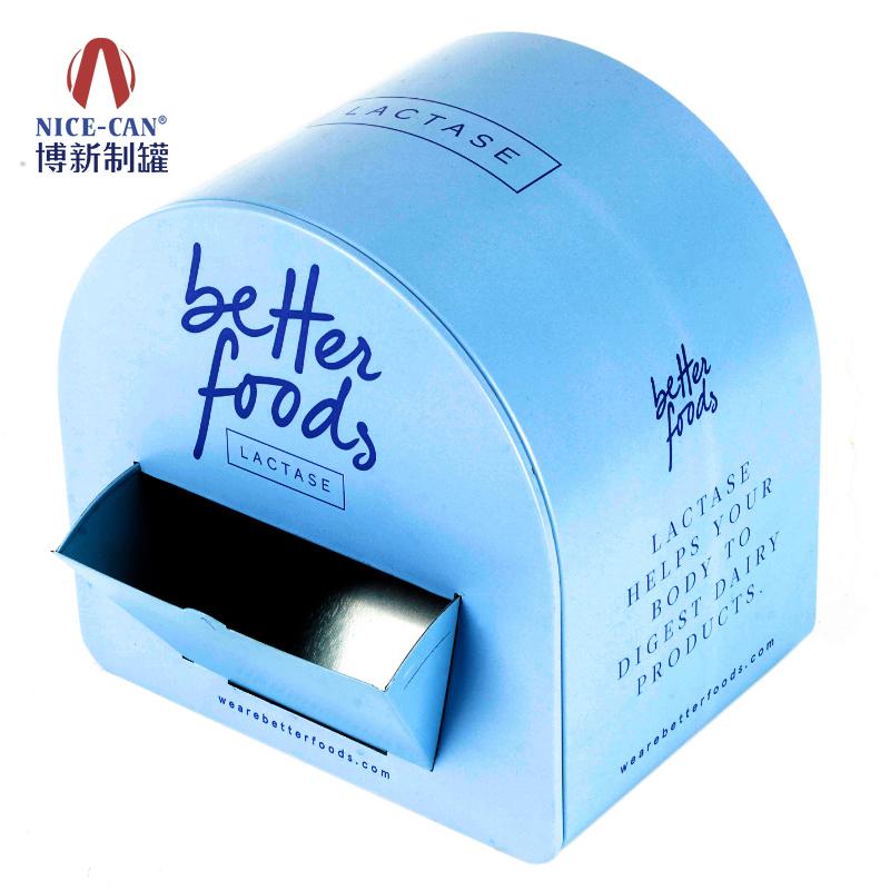 糖果铁盒|异形铁盒|食品铁盒|马口铁糖果盒 NC3285-001