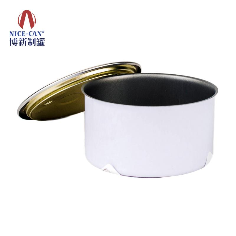 马口铁午餐盒|圆形午餐铁盒|食品铁盒 NC3297