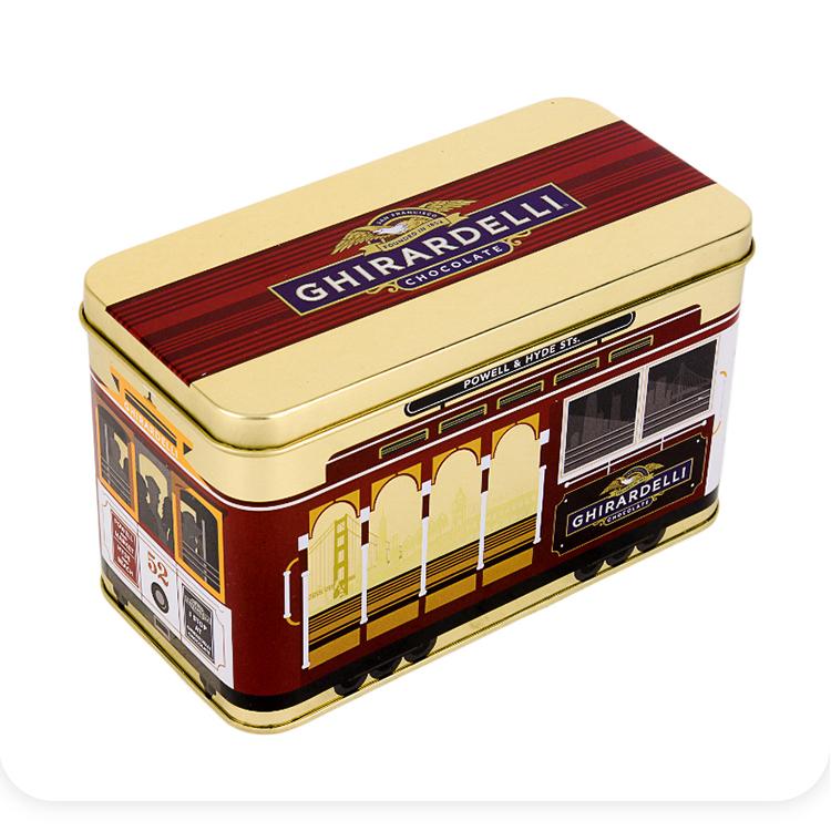饼干铁盒|马口铁饼干盒|糖果铁盒|长方形铁盒 NC3045H93-001