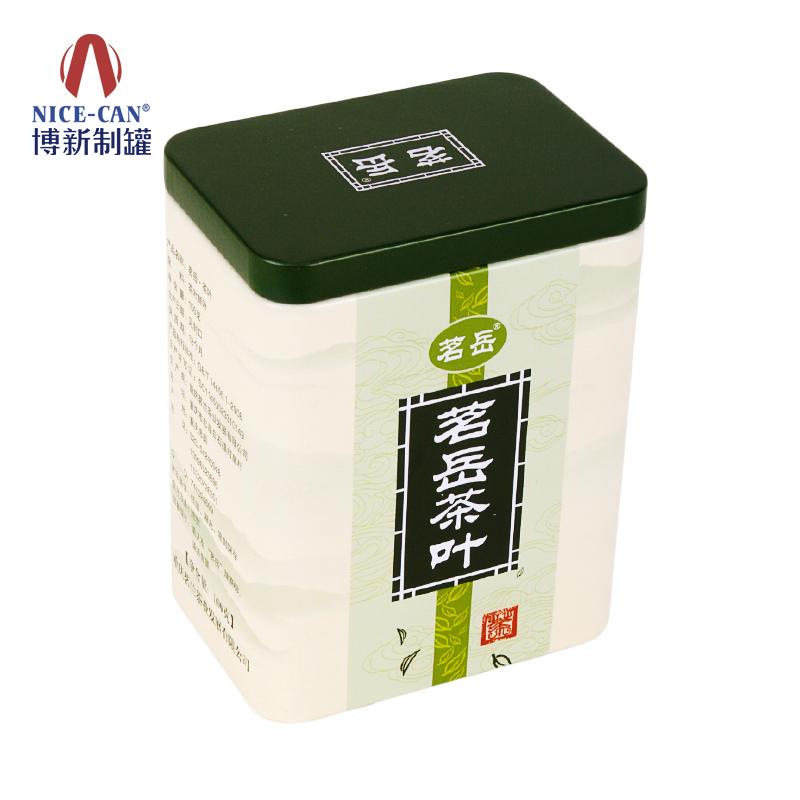 茶叶铁罐厂家|茶叶铁罐厂|金属茶叶罐|茶叶铁罐定制 NC3236CQ-002