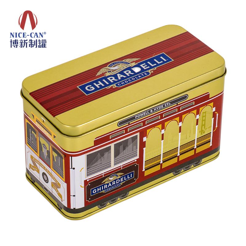 汽车饼干铁盒|饼干铁盒包装|长方形铁盒包装|食品包装铁盒 NC3045H93-001改
