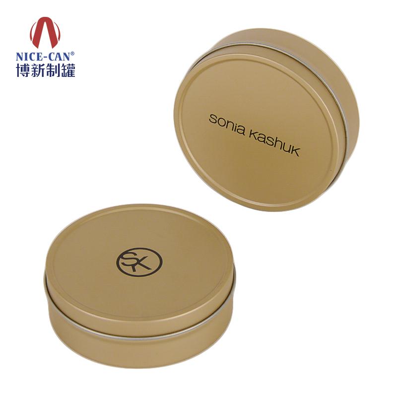 唇膏盒|化妆品铁盒|圆形胭脂盒|通用铁盒 NC3041-018/017